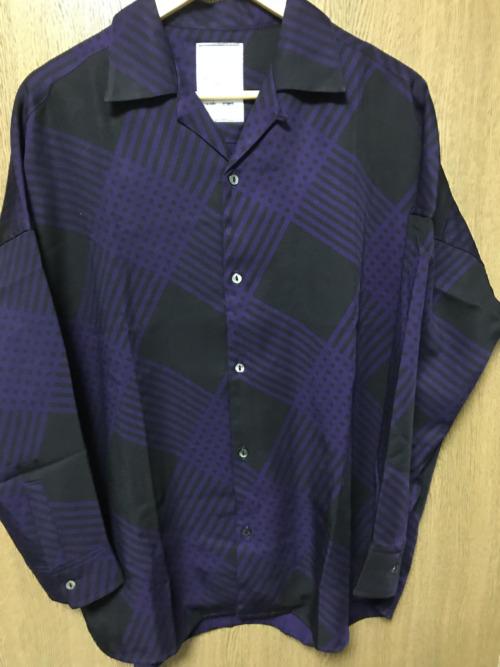SHAREEFのシャツ